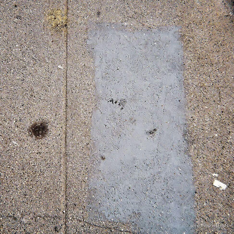 Dorchester, Sidewalk, April 2011 by jenjohnson1968