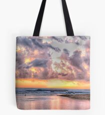 Pink - Narrabeen Lakes, Narrabeen - The HDR Experience Tote Bag