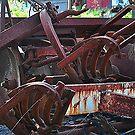Rusty Stuff by joevoz