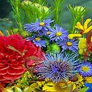 Floral V by Glen Johnson