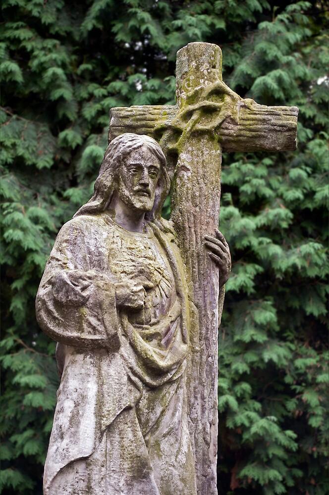 Jesus Christ. by FER737NG