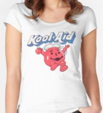 Kool-Aid, Oh-yeah! Women's Fitted Scoop T-Shirt
