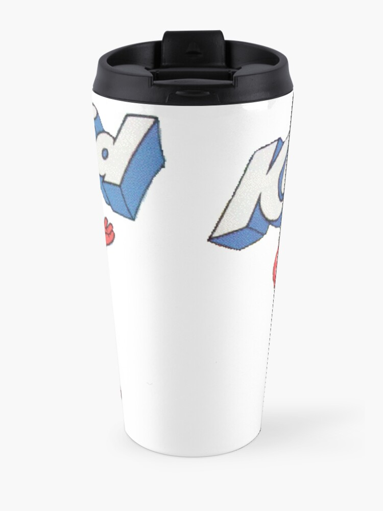Alternate view of Kool-Aid, Oh-yeah! Travel Mug