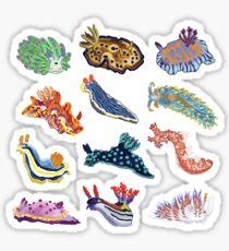 Nudie Cuties Sticker