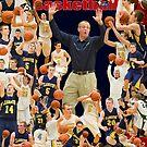 Clarkston Varsity Basketball | 2012-13 | Team Collage by alexela
