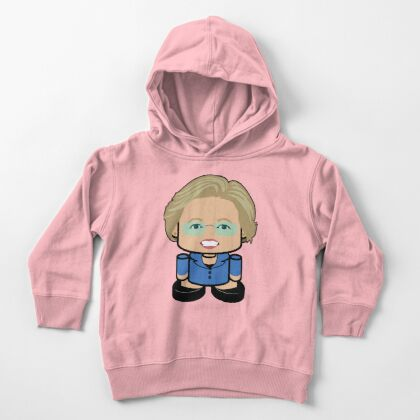 Advocate Politico'bot Toy Robot Toddler Pullover Hoodie