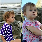 Two Great Granddaughters by Jenelle  Irvine
