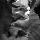 Lower Antelope Canyon by Mike Herdering