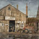Potato Farm by Steven Gibson