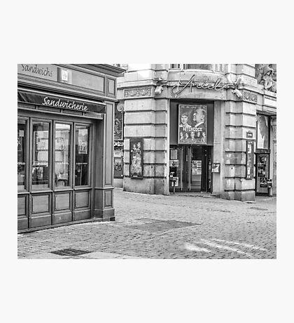 Metz Photographic Print