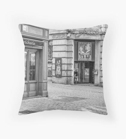Metz Throw Pillow