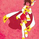 Sakura by jehuty23