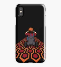 The Shining  Danny Torrance Go Kart iPhone Case/Skin