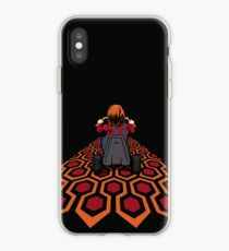 The Shining  Danny Torrance Go Kart iPhone-Hülle & Cover