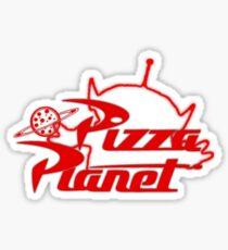 Pizza Planet! Ooooohhh! Sticker