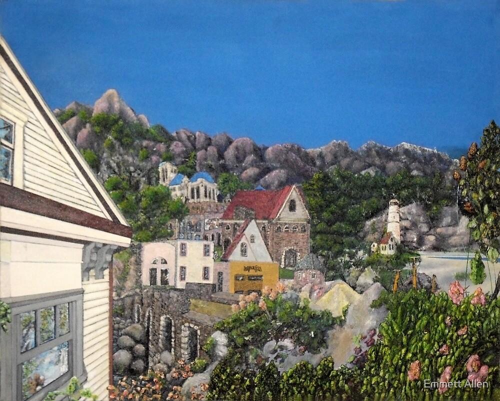 Home port by Emmett Allen