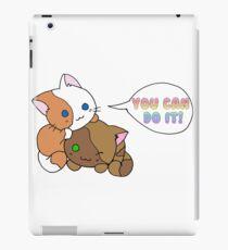 Motivational Kittens iPad Case/Skin