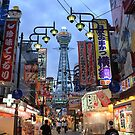Downtown Osaka  by BlackhawkRogue