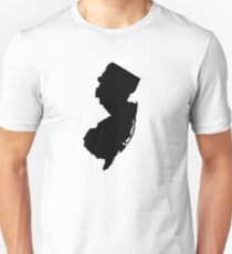 American State of New Jersey Unisex T-Shirt