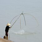 Fishing by Klaus Bohn