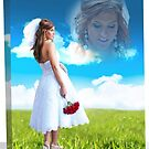 Wedding Canvas by SnappyCanvas