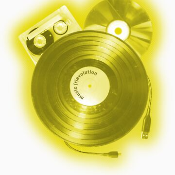 Music (R)Evolution [yellow] by huffu8