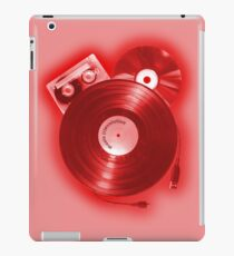 Music (R)Evolution [red] iPad Case/Skin
