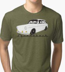 Squareback Tri-blend T-Shirt