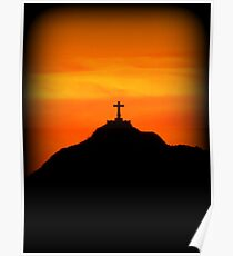 Mount Cristo Rey  Poster