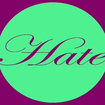 Hate by ZombieNinja3G