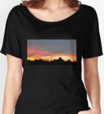 Fire on the Mountain Women's Relaxed Fit T-Shirt