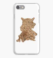 Cubone used Bone Rush iPhone Case/Skin