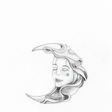 Half Moon by katrinajane