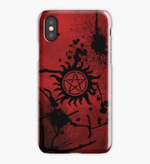 Winchester ♥ Phone iPhone Case