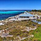 Lighthouse Keeper's Home - Rottnest by John Pitman