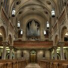 St. John Cathedral Lafayette La by Chris Ferrell