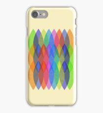 Textured Shapes iPhone Case/Skin
