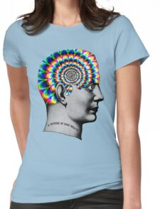 Mentality Womens Fitted T-Shirt