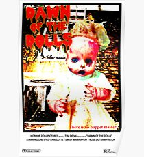 Dawn of the Dolls - Charlotte Poster