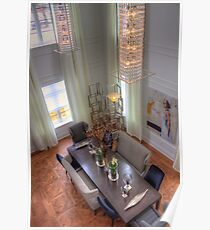 Dining Room Poster