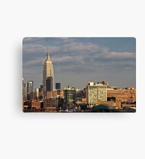 Empire State Building / Standard Hotel - NYC Canvas Print