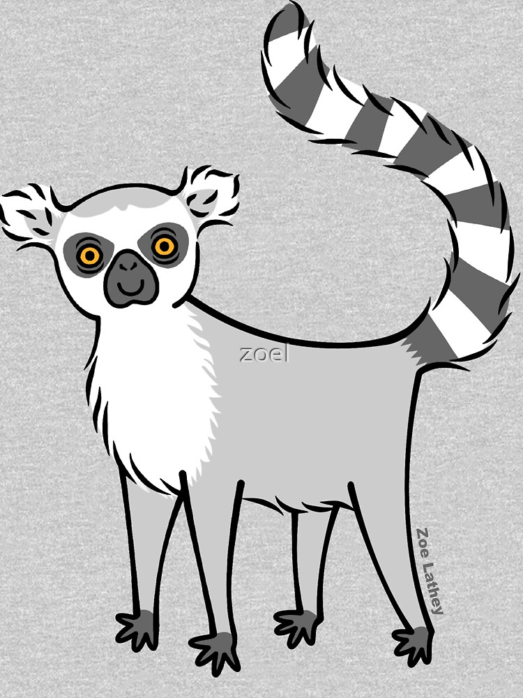 Ring Tailed Lemur by zoel