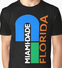 MIAMI-DADE Graphic T-Shirt