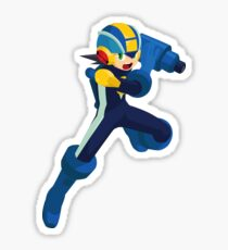 Megaman Battle Network Sticker