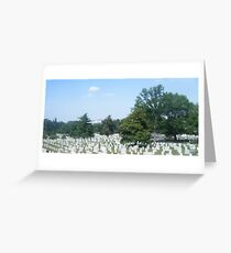 Arlington National Cemetery 3 Greeting Card