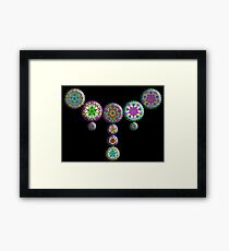 """The Harries-Wong Jewels""© Framed Print"