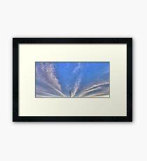 ©HCS Punto De Fuga - Vanishing Point Framed Print