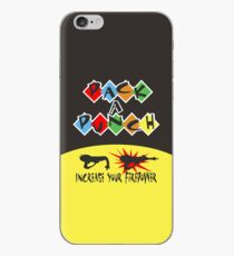 Pack A Punch iPhone Case