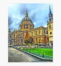 St Pauls Photographic Print