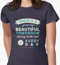 Beautiful Tomorrow Women's Fitted T-Shirt